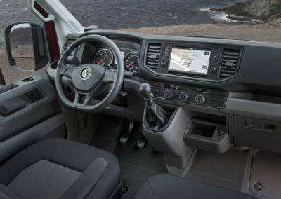 Nouveau VW Crafter 2017