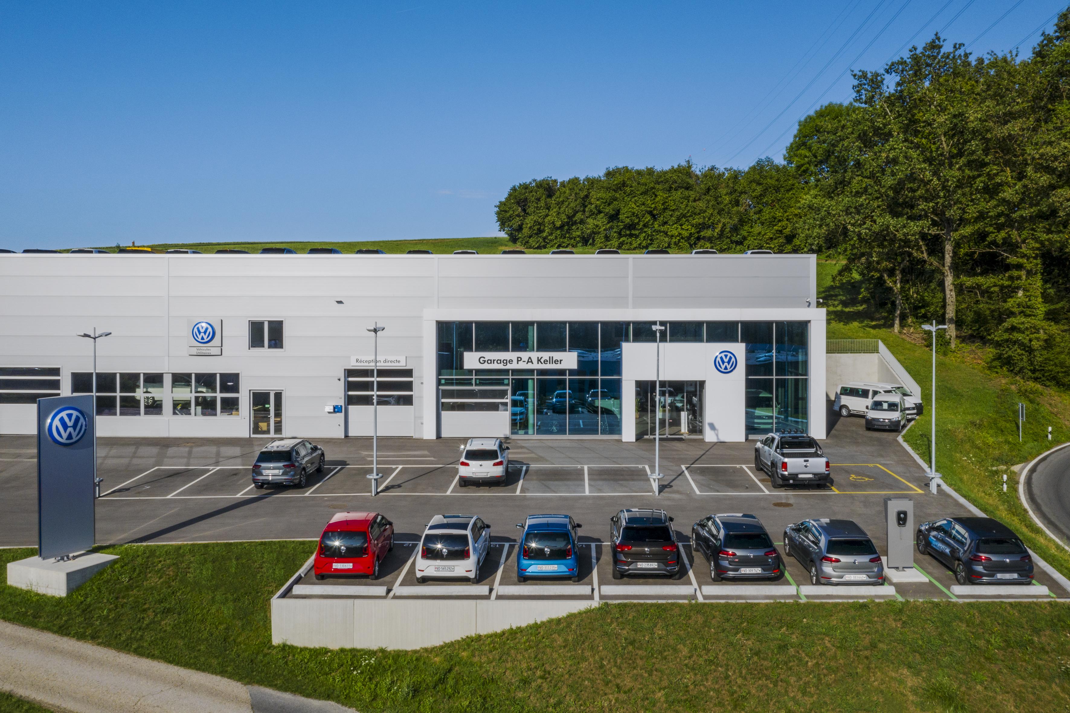 VW P-A Keller